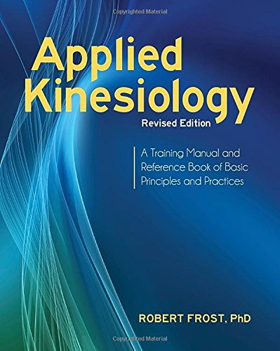 Applied Kinesiology Revised Edition  PDF