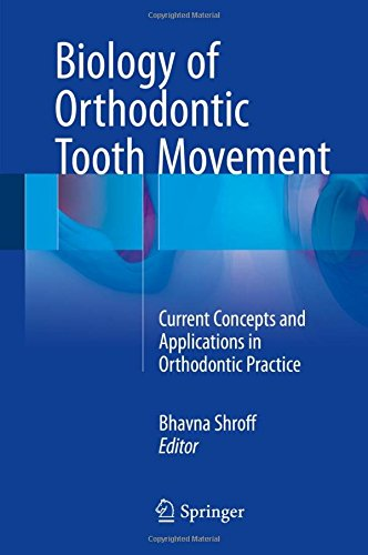 Biology of Orthodontic Tooth Movement PDF