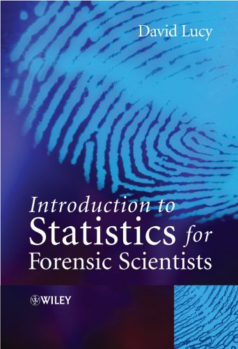 Introductory Statistics for Forensic Scientists  PDF