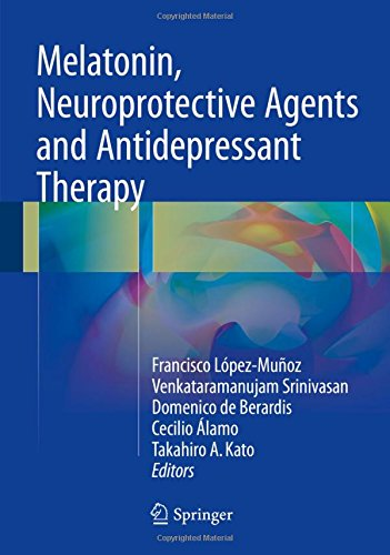 Melatonin Neuroprotective Agents and Antidepressant Therapy