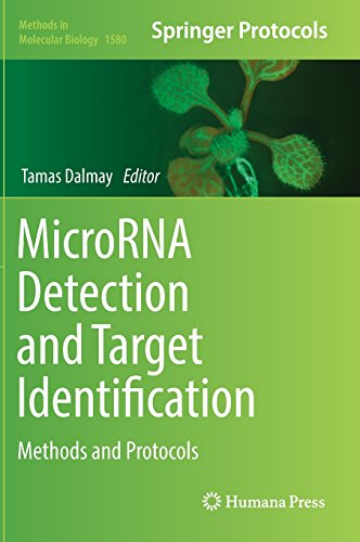 MicroRNA Detection and Target Identification PDF