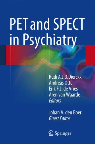 PET and SPECT in Psychiatry  PDF