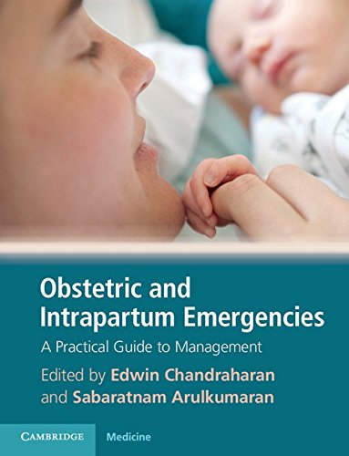 Obstetric and Intrapartum Emergencies  PDF