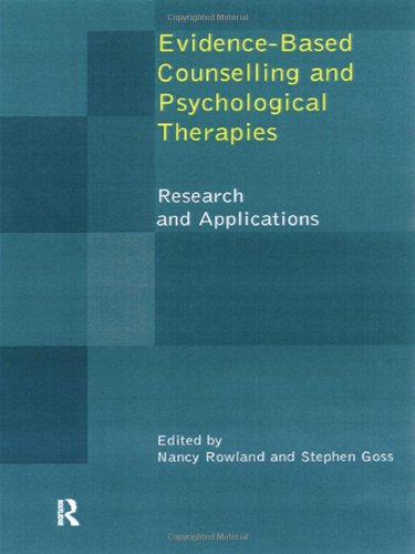 Evidence Based Counselling and Psychological Therapies  PDF