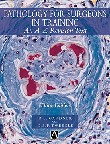 Pathology for Surgeons in Training 3rd Edition  PDF