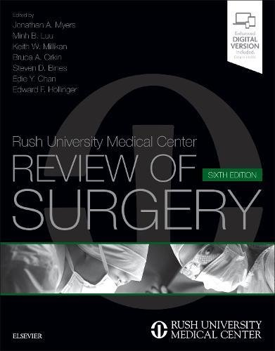 Rush University Medical Center Review of Surgery 6th Edition  PDF