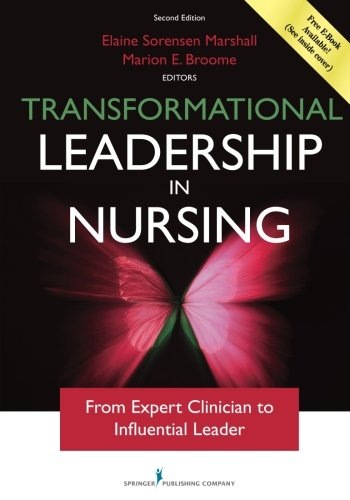Transformational Leadership in Nursing Second Edition PDF