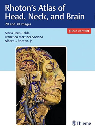 Rhoton's Atlas of Head Neck and Brain  PDF