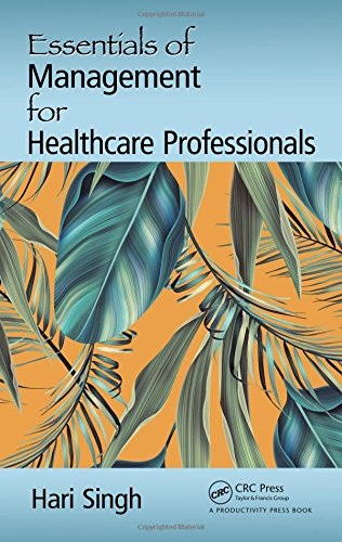 Essentials of Management for Healthcare Professionals PDF