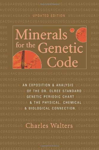 Minerals for the Genetic Code  PDF