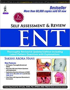 Self Assessment and Review ENT 7th Edition PDF