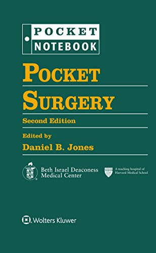 Pocket Surgery Second Edition  PDF