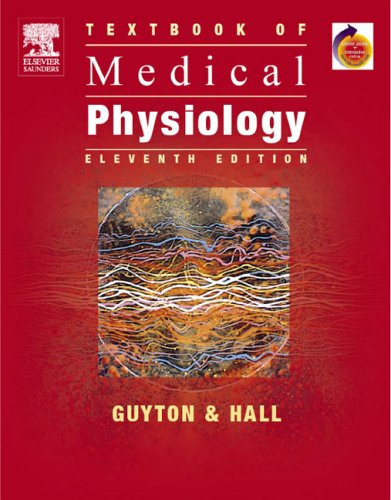 Textbook of Medical Physiology 11th Edition  PDF