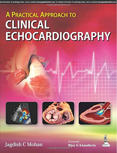 A Practical Approach to Clinical Echocardiography  PDF