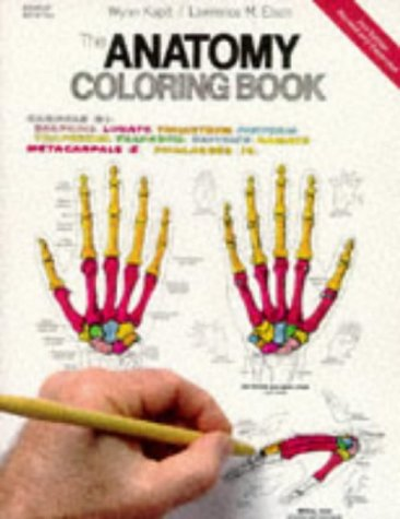 The Anatomy Coloring Book 2nd Edition PDF