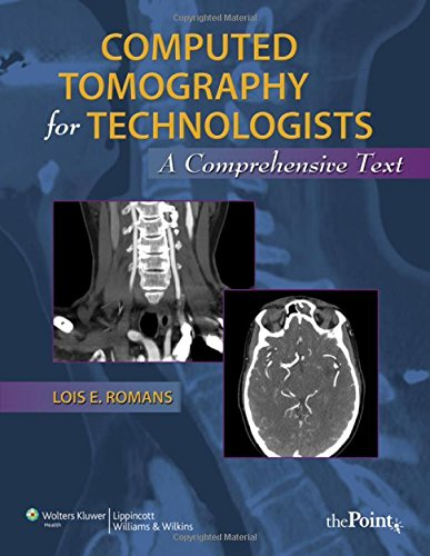 Computed Tomography for Technologists 1st Edition  PDF