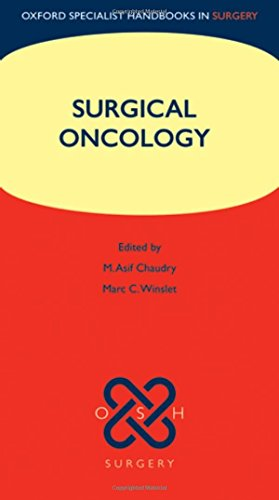 Oxford  Surgical Oncology 1st Edition  PDF