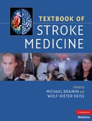 Textbook of Stroke Medicine 1st Edition  PDF