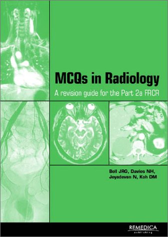 McQs in Clinical Radiology 1st Edition  PDF