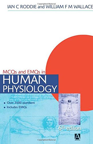 MCQs & EMQs in Human Physiology 6th Edition PDF