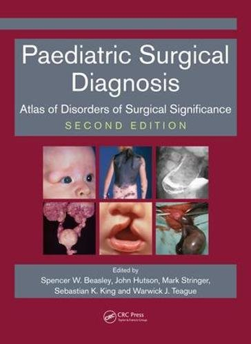 Paediatric Surgical Diagnosis Second Edition  PDF