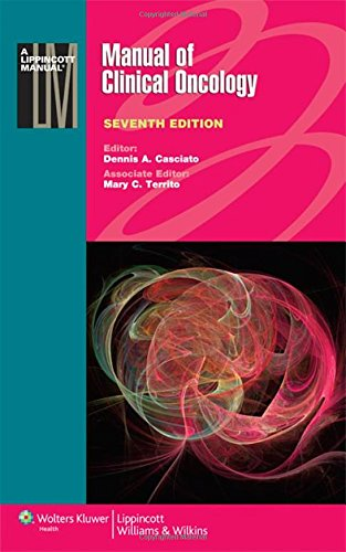 Manual of Clinical Oncology Seventh Edition  PDF