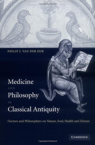 Medicine and Philosophy in Classical Antiquity  PDF