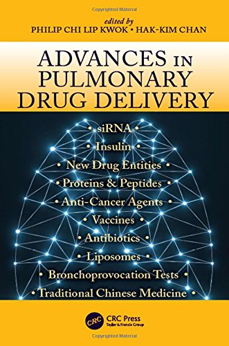 Advances in Pulmonary Drug Delivery 1st Edition  PDF