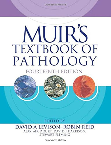 Muir's Textbook of Pathology Fourteenth Edition  PDF
