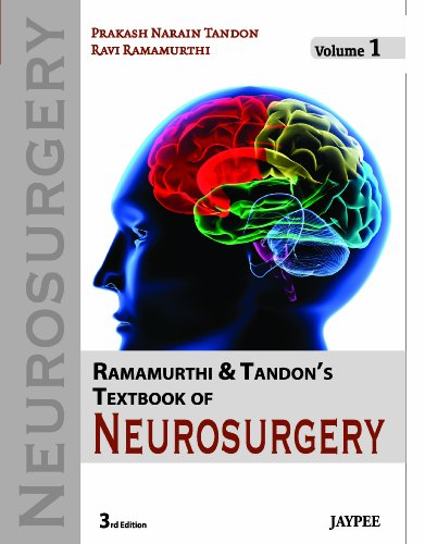 Ramamurthi And Tandon's Textbook of Neurosurgery 3rd Edition  PDF