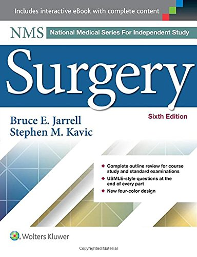 NMS Surgery Sixth Edition PDF