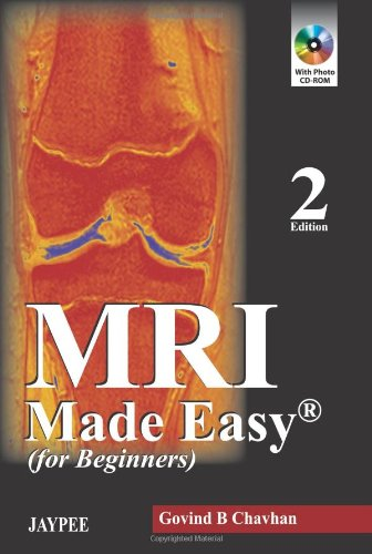 MRI Made Easy For Beginners 2nd Edition PDF