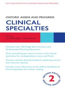 Oxford Assess and Progress Clinical Specialties 2nd Edition PDF
