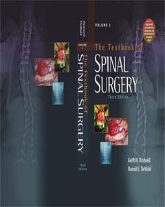 The Textbook of Spinal Surgery 3rd Edition PDF
