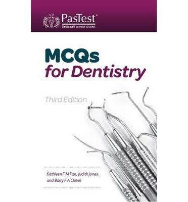 MCQs for Dentistry 3rd Edition PDF