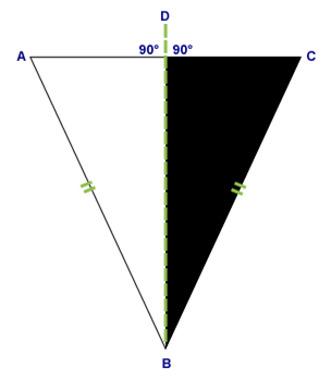 Bisecting Angle Technique