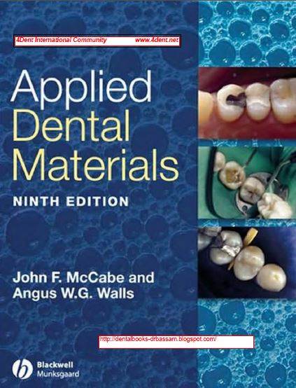 Applied Dental Materials 9th Edition PDF