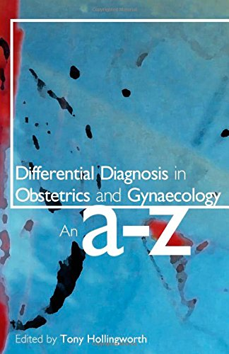 Differential Diagnosis in Obstetrics and Gynaecology PDF