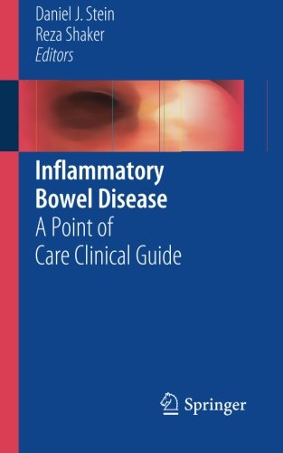 Inflammatory Bowel Disease A Point of Care Clinical Guide PDF