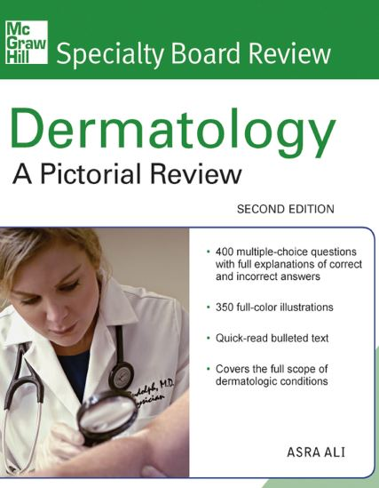 McGraw-Hill Specialty Board Review Dermatology 2nd Edition PDF