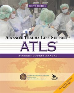 Advanced Trauma Life Support ATLS Student Course Manual 9th Edition PDF