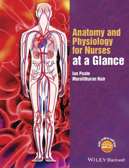 Anatomy and Physiology for Nurses at a Glance 1st Edition PDF