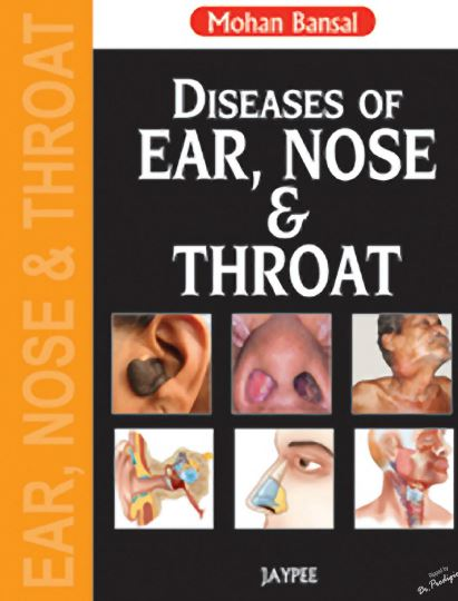 Diseases of Ear Nose and Throat PDF