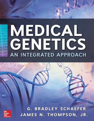 Medical Genetics An Integrated Approach PDF
