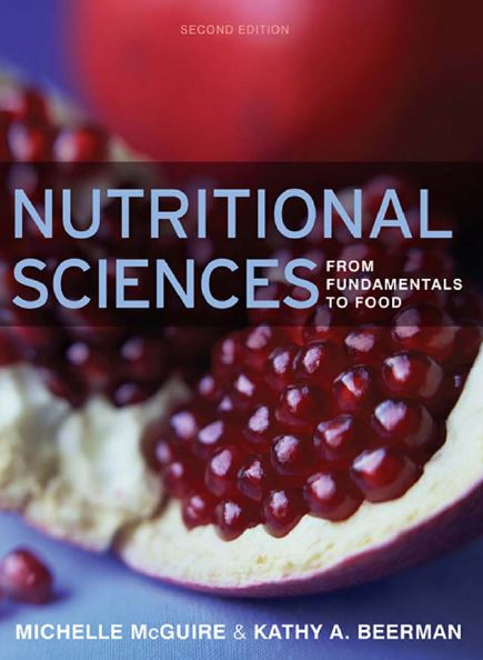 Nutritional Sciences From Fundamentals to Food 2nd Edition PDF