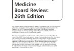 ACCP Pulmonary Medicine Board Review 26th Edition PDF