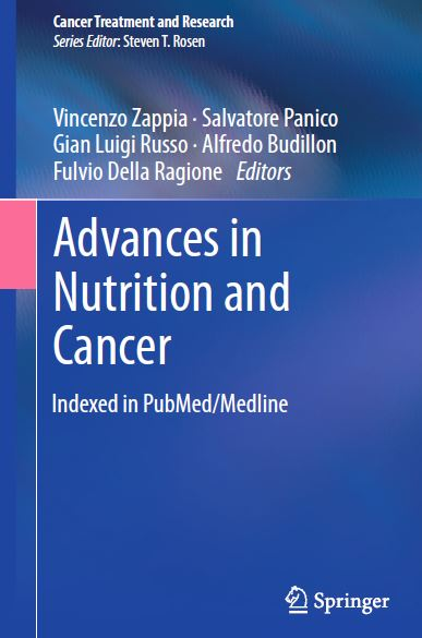 Advances in Nutrition and Cancer PDF