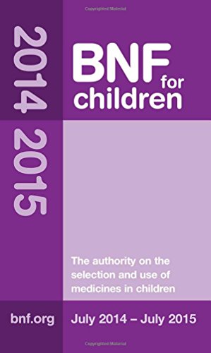 BNF for Children PDF