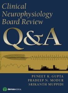 Clinical Neurophysiology Board Review Q&A PDF