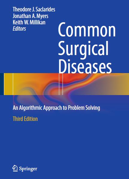 Common Surgical Diseases 3rd Edition PDF